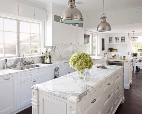 Chicago 2951acb602d47fe0_8465 W500 H400 B0 P0 Traditional Kitchen Super  White Countertops